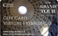The Grand Tour  Gift Card (250)