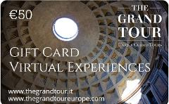 The Grand Tour Gift Card (50)