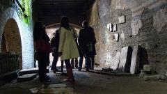 Secret Rome: Trastevere Undergrounds Private Walking Tour