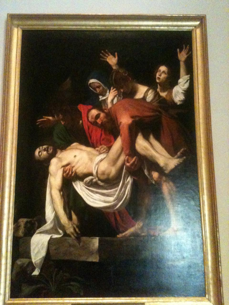 Caravaggio in Rome: Truth and Faith