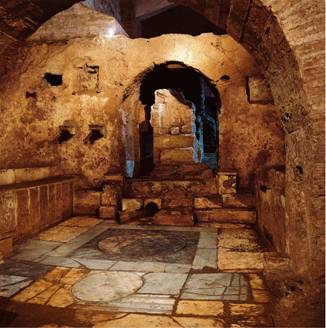 The Undergrounds of Rome