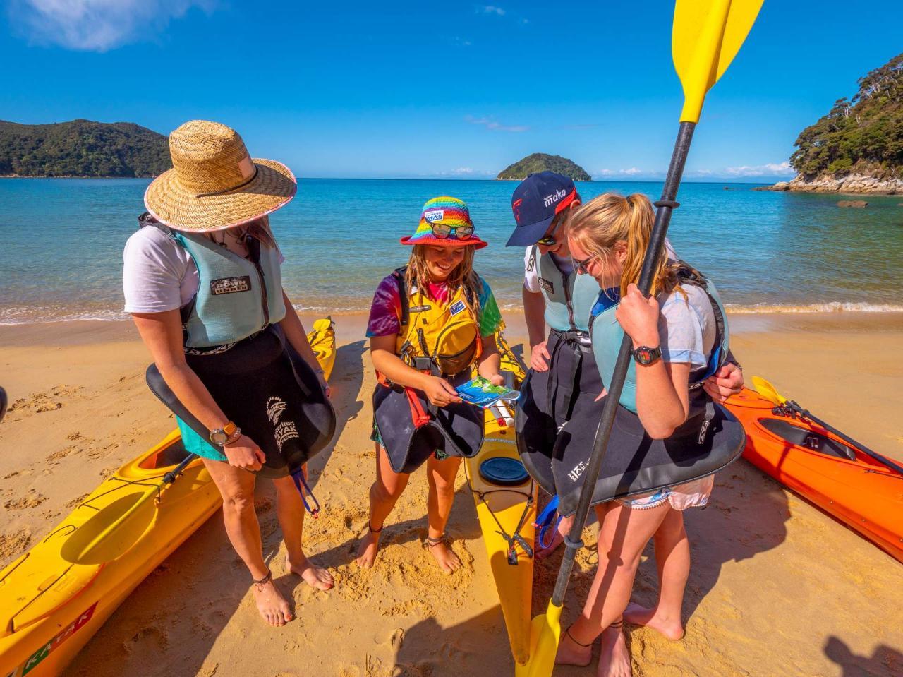 Heart of the Park Explorer - Full Day Guided Kayak