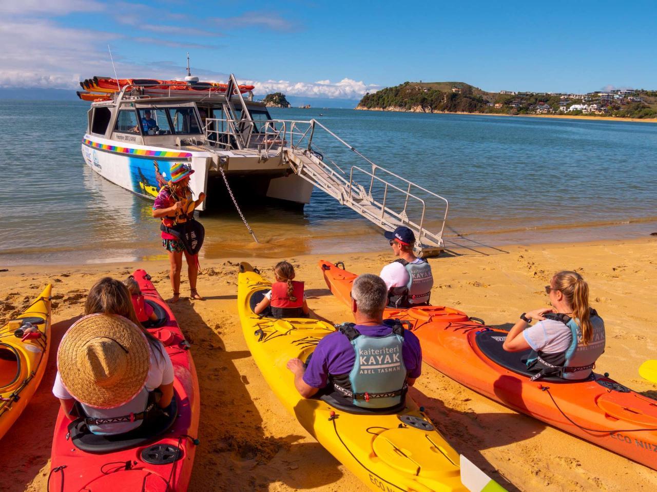 Sea Kayak Hire (4 Hours)