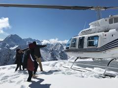 Mount Cook Alpine Grandeur - includes Snow Landing