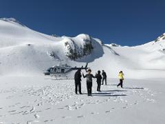 Mount Cook Franz & Fox Magic - includes Snow Landing