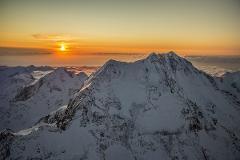 Grand Traverse Scenic Flight of Mt Cook and Glaciers - Lake Tekapo
