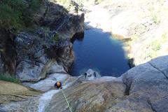 Canyoning no rio Poio :: at Poio River