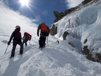 Winter - Introduction To Mountaineering