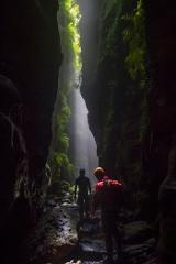 Canyoning - Advanced - Whungee Whengee Canyon