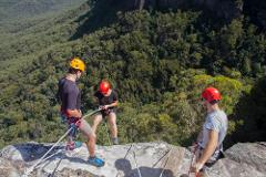 Private Guided Abseiling Day