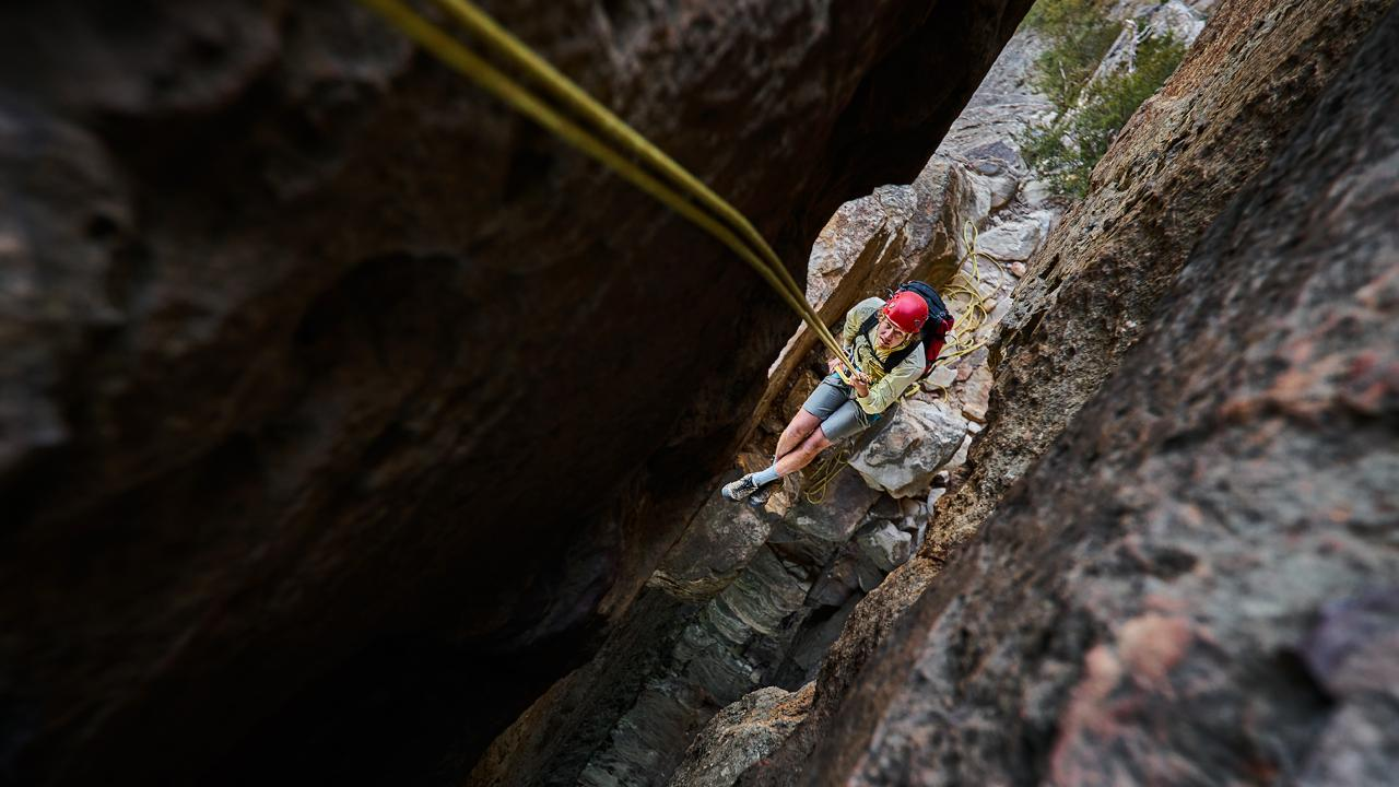 Full Day Multi-Pitch Abseiling Adventure With Lunch