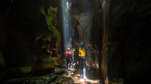 Canyoning - Intermediate - Serendipity Canyon