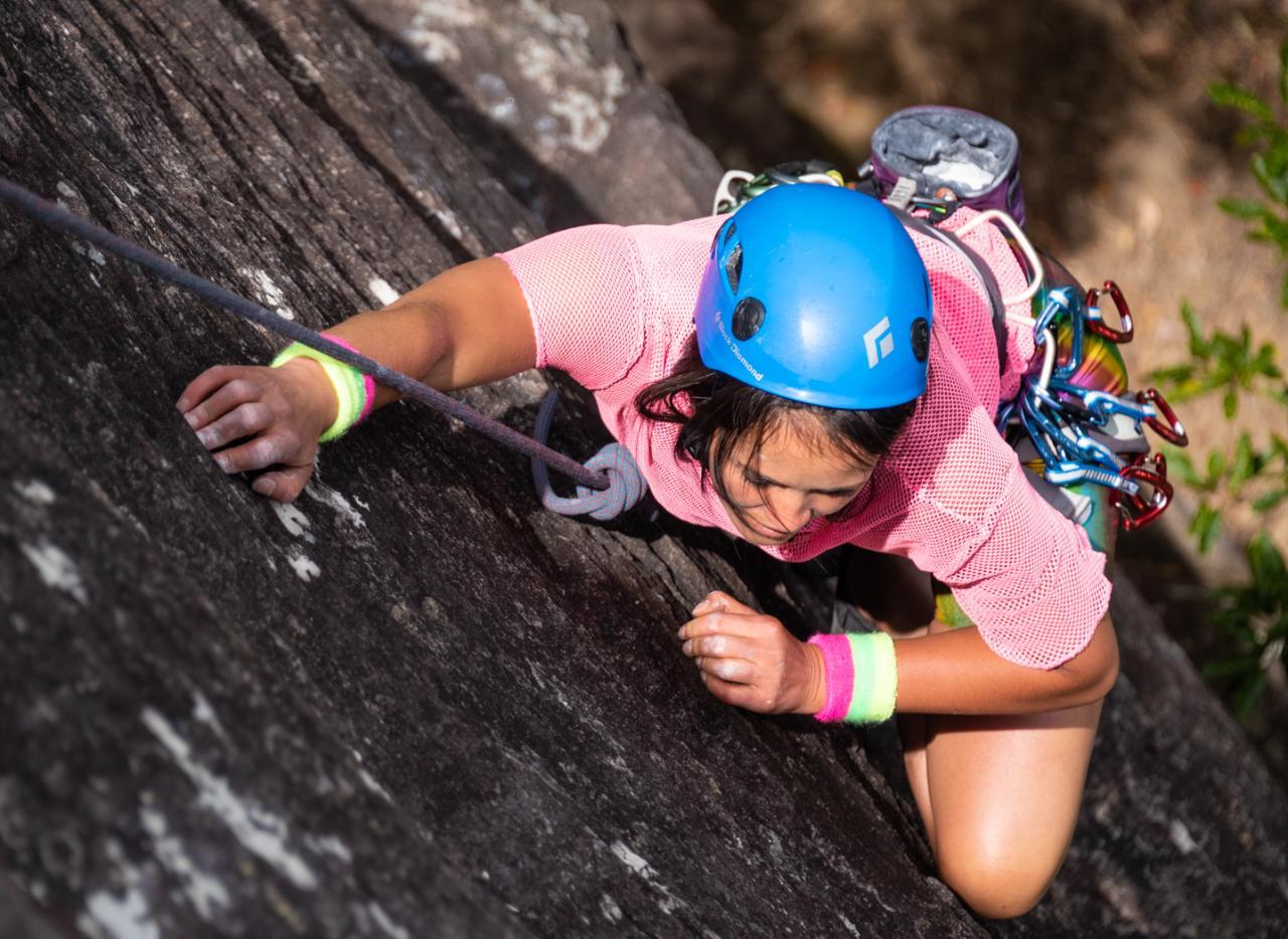 Climb on Real Rock!  1 Day - Sydney