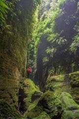 Canyoning - Advanced - Claustral Canyon