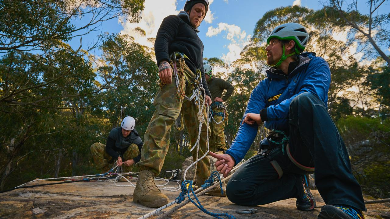 Abseiling 2 - Intermediate Abseiling Course