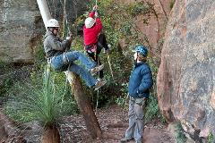 Rock - Climber's Self Rescue Course