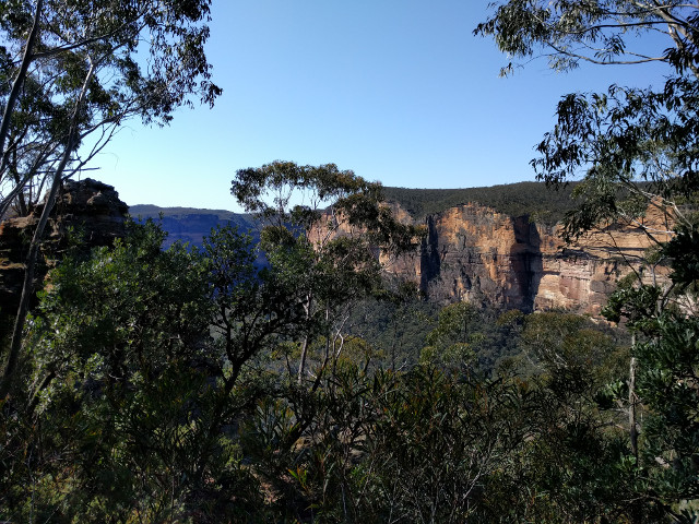 Bushwalk - National Pass