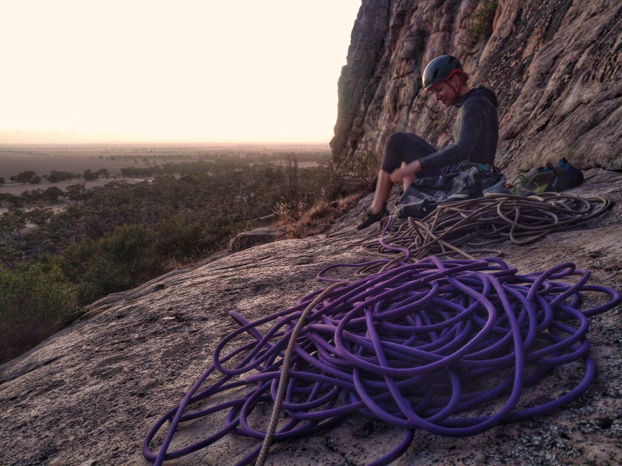 Mount Arapiles - Multi-pitch climbing course
