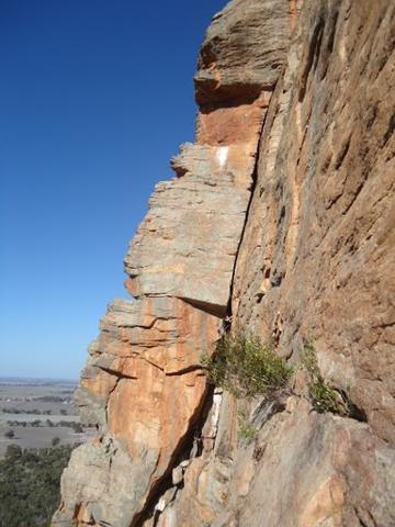 Rock - Mt Arapiles - 7 Day Climbing Course