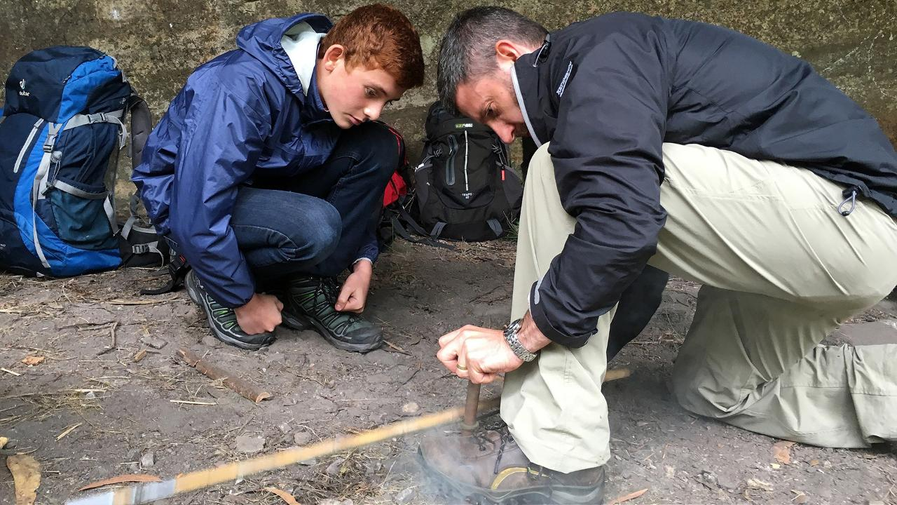 Blue Mountains Outdoor Survival Course