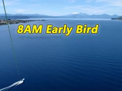 Early Bird Discounted Flights 8AM