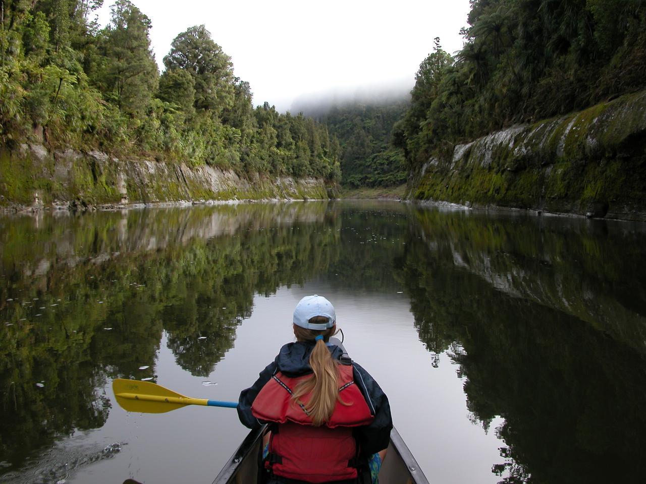 4 Day Whanganui National Park Canoe