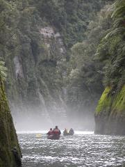 3 Day Whanganui National Park Canoe