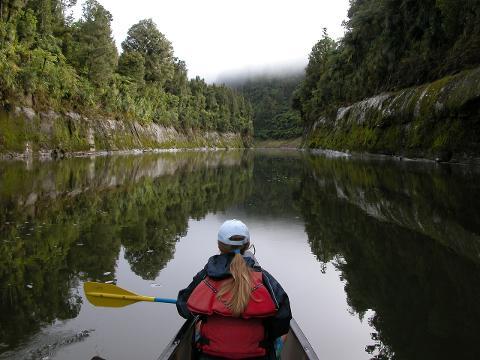 2 Day Whanganui Bridge to Nowhere Canoe and Jetboat