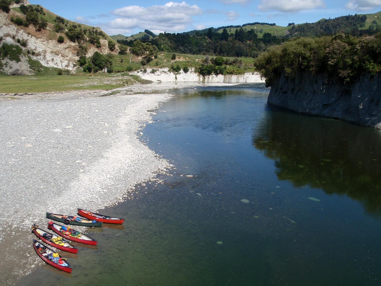 3 Day Rangitikei River Canoe