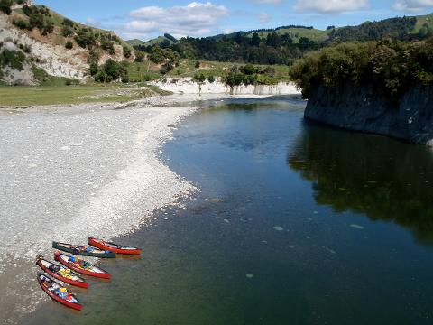 3 Day Rangitikei River Canoe