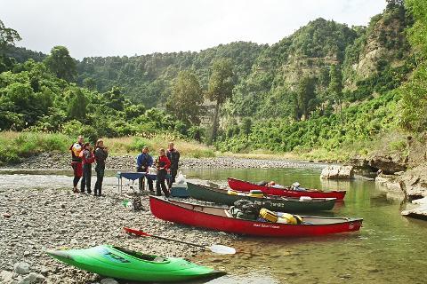 2 Day Rangitikei River Canoe