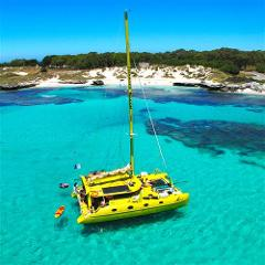 Rottnest Island Full Day Sail from Fremantle