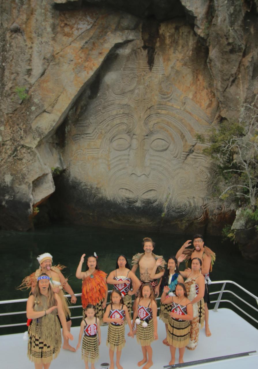 Gift Voucher - 5pm Taurikura Maori Cultural Experience Scenic Cruise