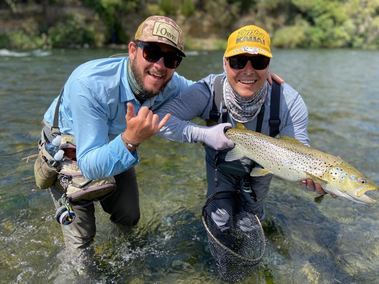 z Gift Voucher - 1/2 day Fly Fishing