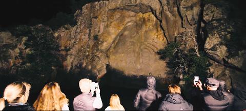 Knight Rider Scenic Cruise | Maori Rock Carvings | Chris Jolly Outdoors