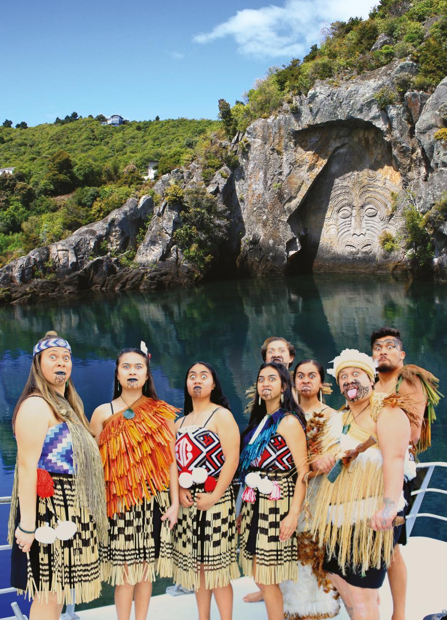 Taurikura Maori Cultural Experience Scenic Cruise