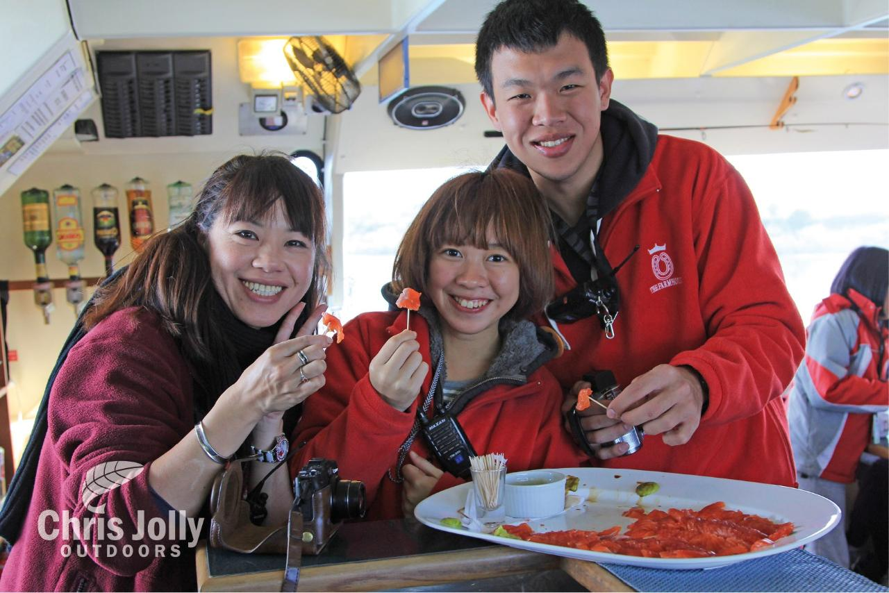 Gift Voucher - 1.30pm Taste of Taupo Daily Scenic Cruise to the Maori Rock Carvings