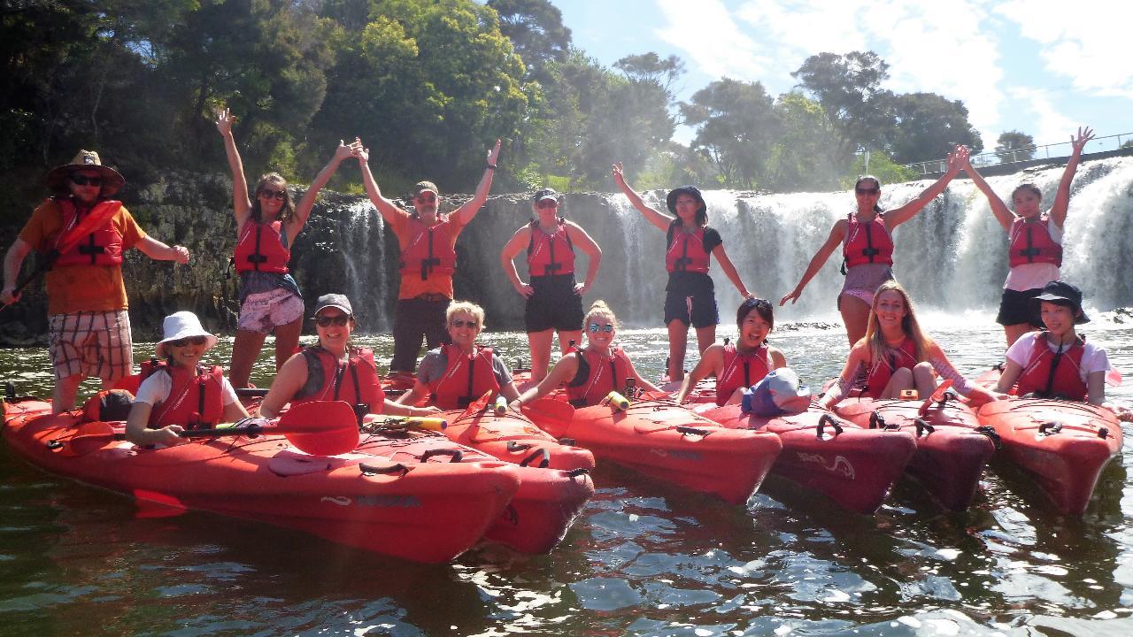 Classic Waterfall Tour