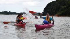 Ride & Paddle Haruru Falls