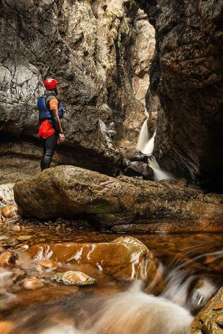 Dove Canyon (min age 15) Tasmania Australia