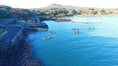 Rangitoto Volcano Sea Kayaking Adventure Tour