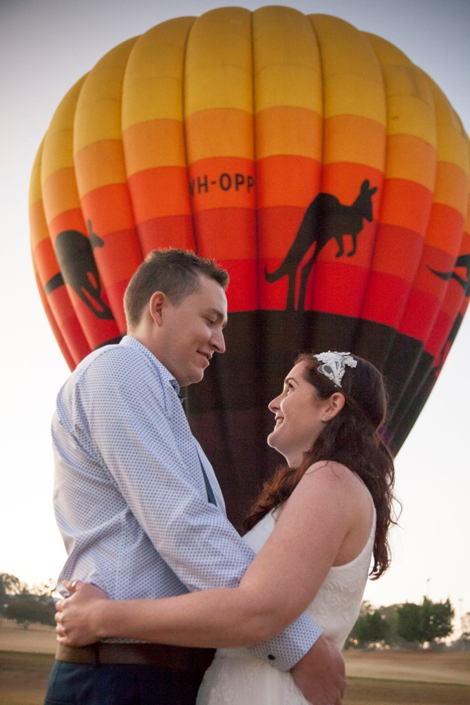 8. WEDDINGS WITH FLOATING IMAGES HOT AIR BALLOON FLIGHTS