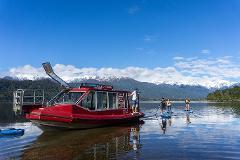 Boat & SUP the Kiwi Sanctuary