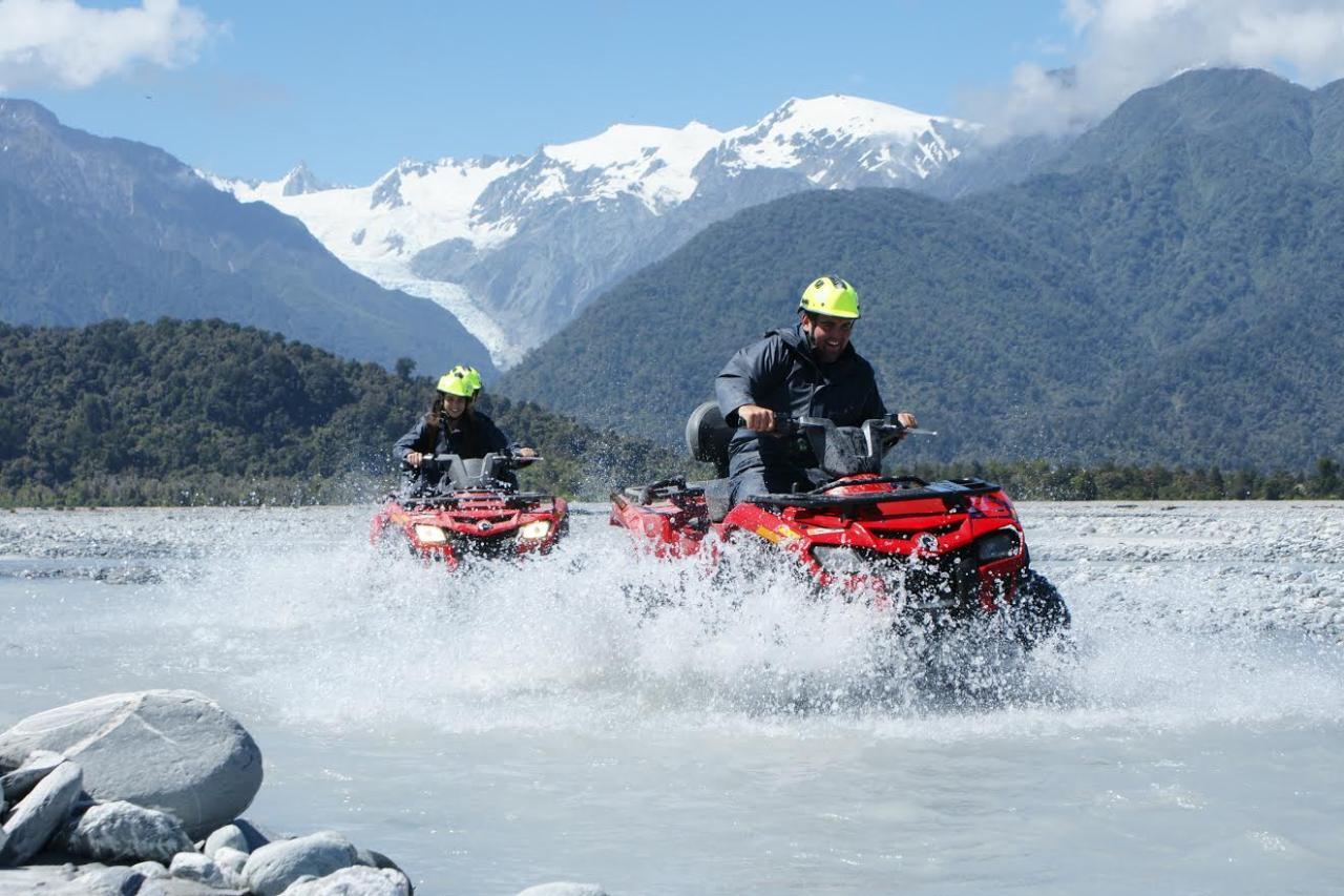 Rainforest Adventure - Kayak & Quad