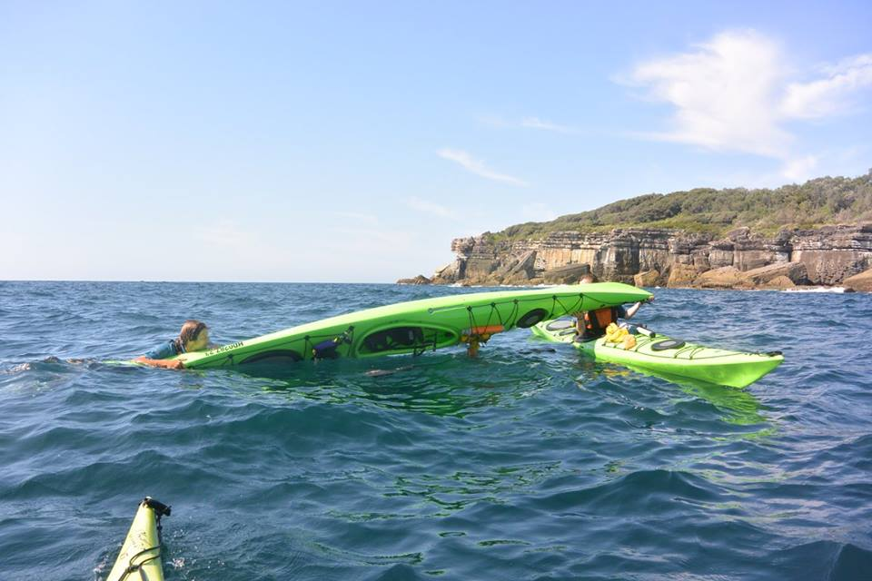 Essential Kayaking Skills Course 1