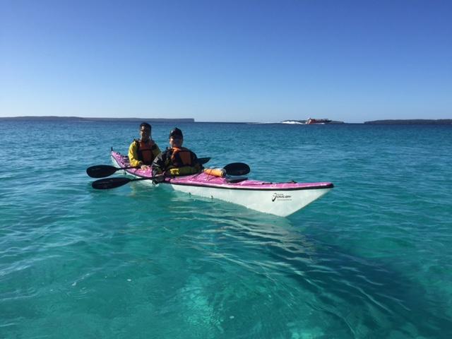 Discover Jervis Bay Sea Kayaking Tour