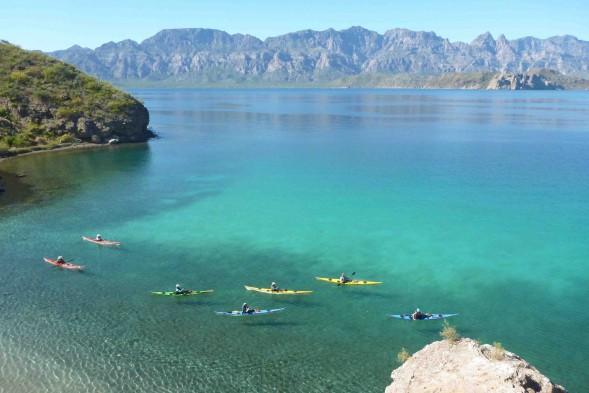Sea Kayak Baja Mexico 2019 - Loreto National Park