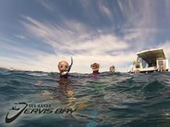 Ningaloo Reef Sea Kayaking Whale Shark Safari May 2020