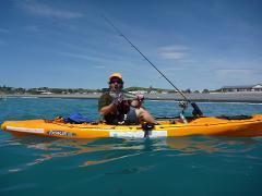 Guided Kayak Fishing Full Day