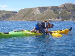 Private Kayak School Full Day